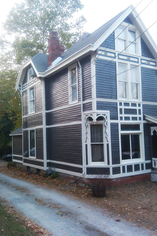 Home Exterior Paint Job Lafayette IN After